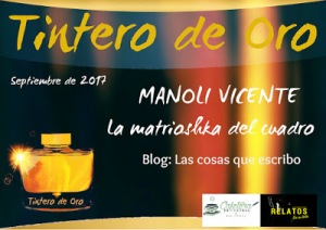 Concurso Blog Relatos en su Tinta